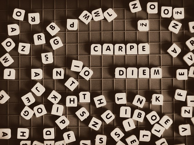 Carpe Diem Poem - Salt