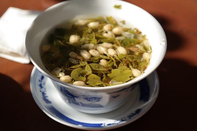 experience poem - Tea Leaves
