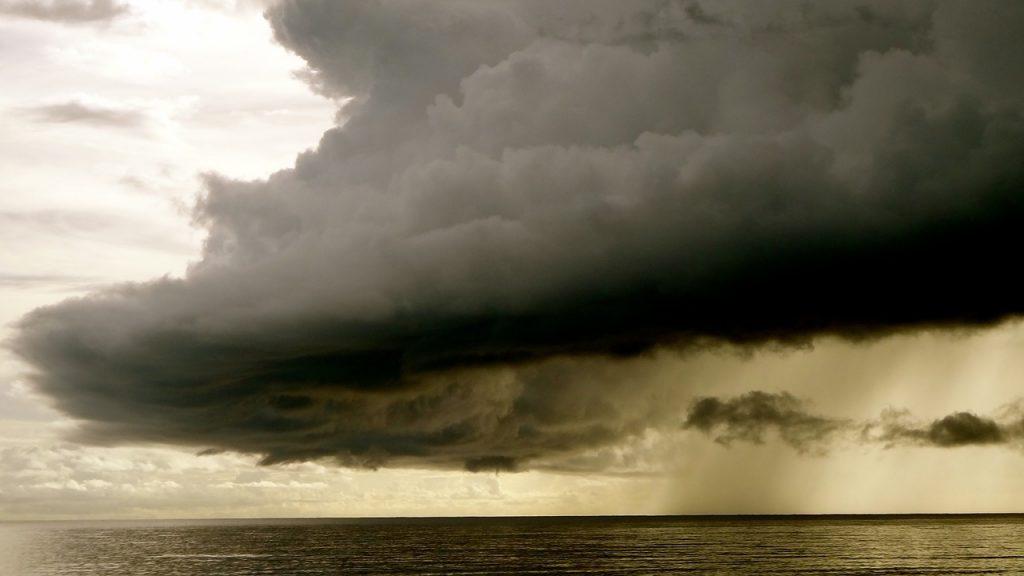 Storm Poem - Storm Drawings